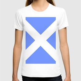 flag of scotland 4– scotland,scot,scottish,Glasgow,Edinburgh,Aberdeen,dundee,uk,cletic,celts,Gaelic T-shirt