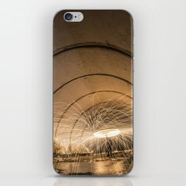 Angeles Crest Spin iPhone Skin