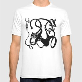 Kitty Love - Fish Bombs T-shirt