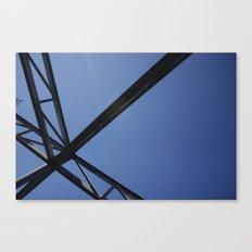 Metal Canvas Print