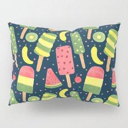 Fancy Popsicle Pattern Pillow Sham