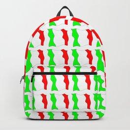 flag of Italy-Italy,Italia,Italian,Latine,Roma,venezia,venice,mediterreanean,Genoa,firenze Backpack