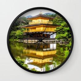 Kinkaku-ji Wall Clock