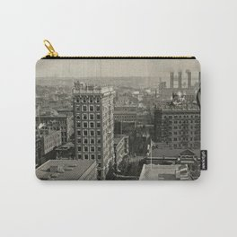 1921 Union Trust Building, City View, Providence, Rhode Island Carry-All Pouch