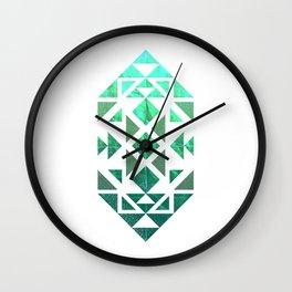 Rupee Wall Clock