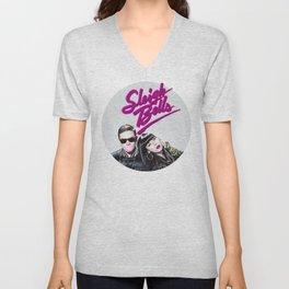 Sleigh Bells Unisex V-Neck