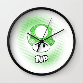 1-UP from Mario Wall Clock