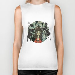 Bat for Lashes 'Daniel' Biker Tank