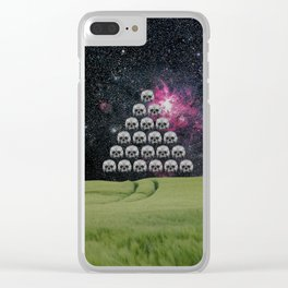 The truth is dead 7 · Advent Clear iPhone Case