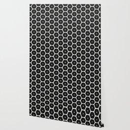 Digital Beehive Wallpaper