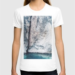 St. Lucia Cliffs T-shirt