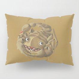Scorpio (ocher) Pillow Sham