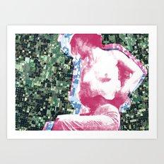 gertrude Art Print