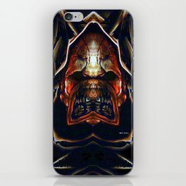 Who Knows iPhone Skin