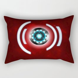 reactor arc Rectangular Pillow