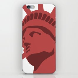 NYC Statue of Liberty iPhone Skin