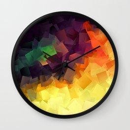 #2 BATTLE Wall Clock