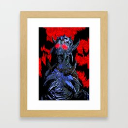 PAZUZU Framed Art Print