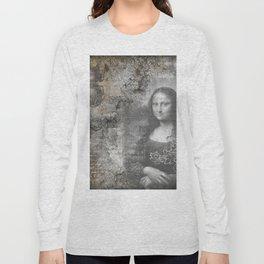 Secrets of the Mona Lisa Long Sleeve T-shirt