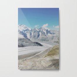pers glacier Metal Print