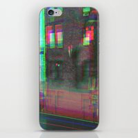 urban iPhone & iPod Skins featuring Urban by Jane Lacey Smith