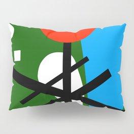 Abstract Geometric Pillow Sham