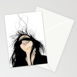 WILD HAIR Stationery Cards