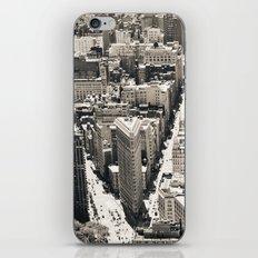 Flatiron iPhone & iPod Skin