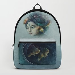 Zodiac Pisces Backpack