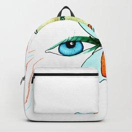 butterfly eye Backpack