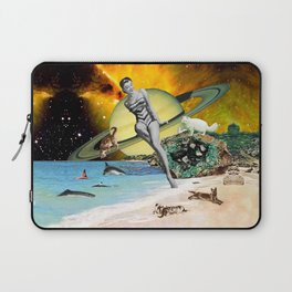 Cat Island Laptop Sleeve