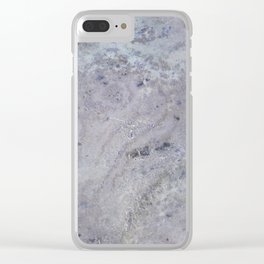 Bluestone Rosa Mable Clear iPhone Case