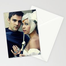 Sailor Moon - Prince Endymion and Princess Serenity Stationery Cards