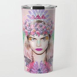 Bohem Collage Travel Mug