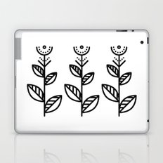 MINIMAL FLOWER Laptop & iPad Skin