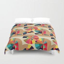 Kaleidoscope Pattern Duvet Cover