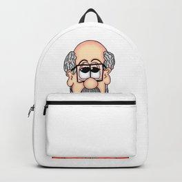 Retired... Backpack
