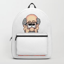 Retired... Backpack