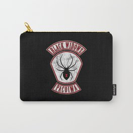 Black Widows Carry-All Pouch