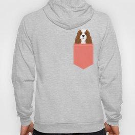 Bode - King Charles Spaniel customizable pet art for dog lovers  Hoody