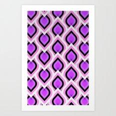 Pattern 6676 Art Print