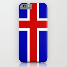 iceland country flag iPhone 6s Slim Case