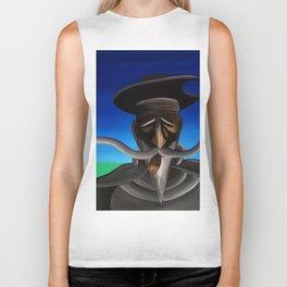 Don Quixote con Puro Biker Tank