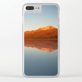 Salar De Uyuni Sunrise 5 Clear iPhone Case