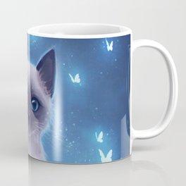 Siamese kitten Coffee Mug