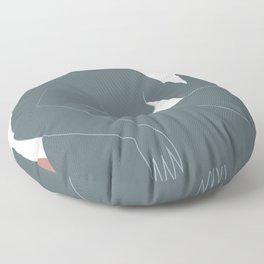 Scorpio (Oct 23 - Nov 22) Floor Pillow