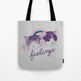 Feelings Tote Bag