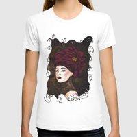 steampunk T-shirts featuring Steampunk by Paula Noidat