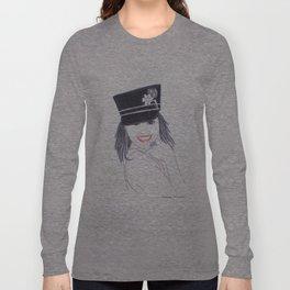 Jessica Mauboy Long Sleeve T-shirt