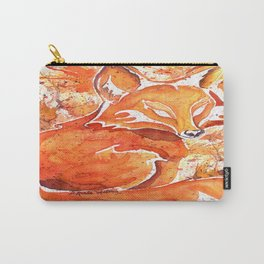 Fox (Spirit of the...) Carry-All Pouch